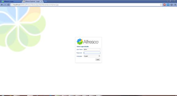 Alfresco Community Edition 4 2 : Step-by-step manual installation